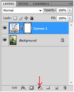 Adjustment layer icon
